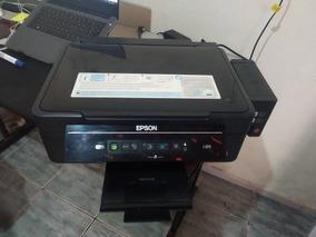 Impressora Multifuncional Epson L355 Usada Leia O Anúncio