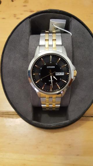 Citizen Wr-50 Bar Gn-4-s 761221008 1502-s097843 Reloj