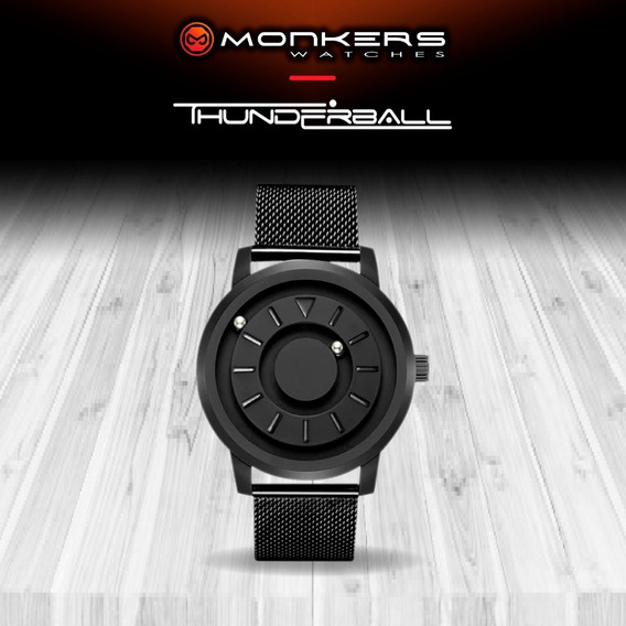 Reloj Tomoro, Original. Hemos Creado El Reloj Más Increíble.