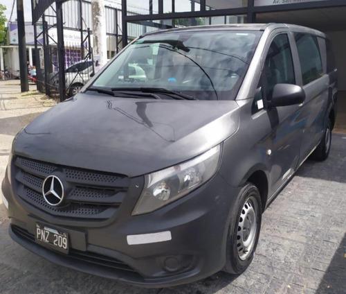 Mercedes-benz Vito 1.6 111 Cdi Furgon Mixto  111
