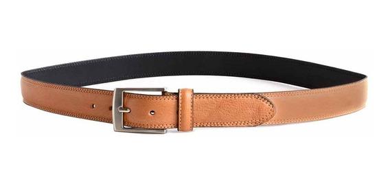 Cinturon Cintos Hombre Cuero Briganti Cinto Vestir Acc08301