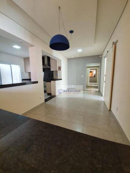 Casa Com 2 Dormitórios À Venda, 130 M² Por R$ 590.000,00 - Jardim Proença - Campinas/sp - Ca1749