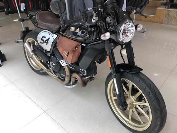Moto Ducati Scrambler Excelente Estado Accesorios Aparte