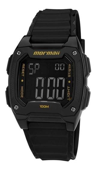 Relógio Mormaii Mo11516b/8y Mo11516b 8y Preto Acqua
