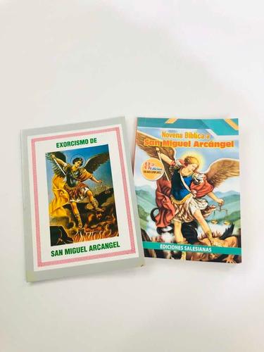 Exorcismo De San Miguel + Novena Bíblica
