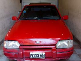 Ford Escort 1.8 Xr3 1991
