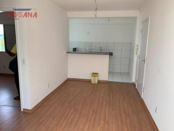 Apartamento Novo Pronto Para Morar Próximo Ao Centro - Ap0155