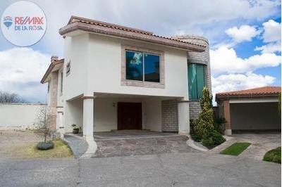 Casa En Renta Fraccionamiento Residencial Privado Cerca De Campo Del Golf.