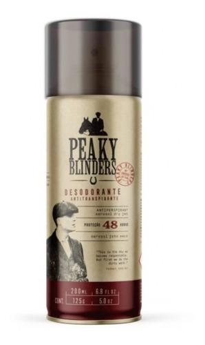Imagem 1 de 4 de Desodorante Peaky Blinders Don Alcides 200ml