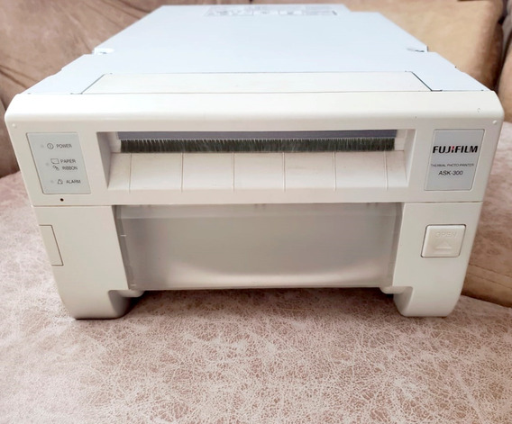 Impressora Fuji Ask300 Por 1.300 Com Pequeno Defeito