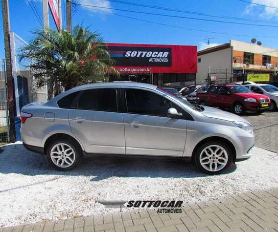 Fiat Siena 1.6 Mpi Essence 16v Flex 4p Aut