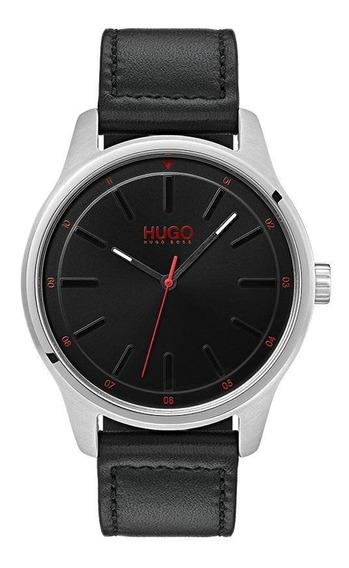 Reloj Hugo By Hugo Boss Caballero Color Negro 1530018 - S007