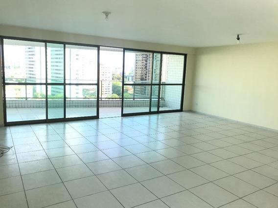 Apartamento Em Madalena, Recife/pe De 200m² 4 Quartos Para Locação R$ 3.600,00/mes - Ap549777