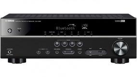 Receiver Yamaha Rx-v383 5.1 Dolby Vision Bluet Rev. Oficial