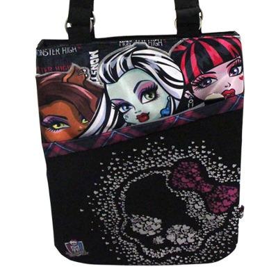 Bolso Para Niñas De Monster High Marca Capi