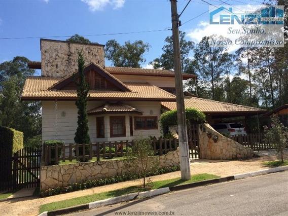Casas Em Condomínio À Venda Em Atibaia/sp - Compre O Seu Casas Em Condomínio Aqui! - 1388807