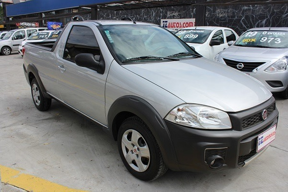 Fiat Strada Hard Working 1.4 - Sem Entrada 60x 879,00