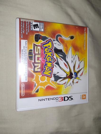 Pokemon Sun Nintendo 3ds