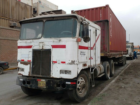 Vendo Kenworth 86 Con Carreta