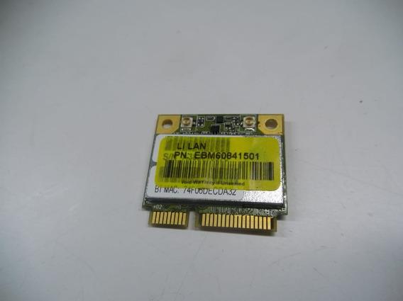 Mini Pci Wifi Do Notebook Lg C400