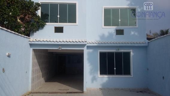 Casa Com 4 Dormitórios Para Alugar, 220 M² Por R$ 2.500,00/mês - Campo Grande - Rio De Janeiro/rj - Ca1327