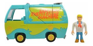 Scooby Doo Maquina Del Misterio Van Vehiculo Ink Educando