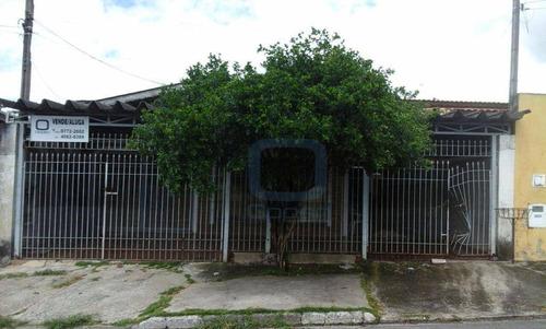 Casa Com 4 Dormitórios À Venda, 159 M² Por R$ 380.000,00 - Parque Vista Alegre - Campinas/sp - Ca0089