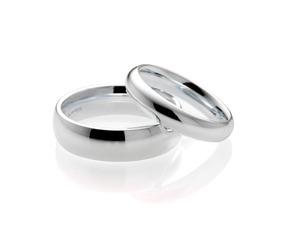 84b7815be76e Anillos Matrimonio Plata - Anillos en Mercado Libre México