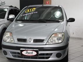 Renault Scenic 1.6 16v Authentique Hi-flex 5p