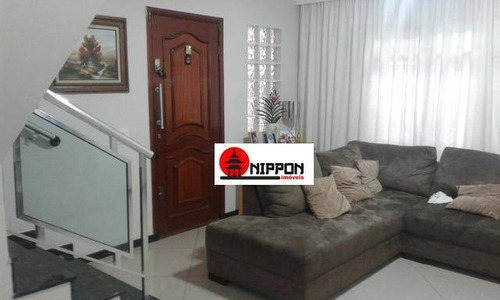 Sobrado Com 4 Dormitórios À Venda Por R$ 850.000 - Camargos - Guarulhos/sp - So0298