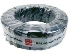 Cabo 30 Metros Rgc-213 + Conector Para Transmissor Fm Vhf