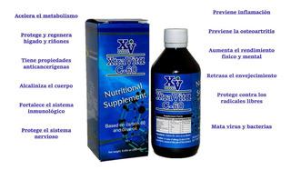 Carbono C60, Xtravitalfa C60