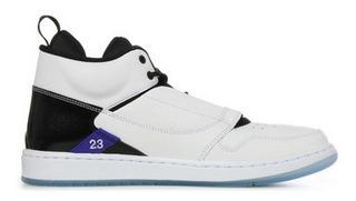 Tenis Nike Jordan Fadeaway White Concord Originales Nuevos En Caja