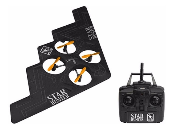 Drone Star Hunter H-18 4 Hélices Candide Original 1320