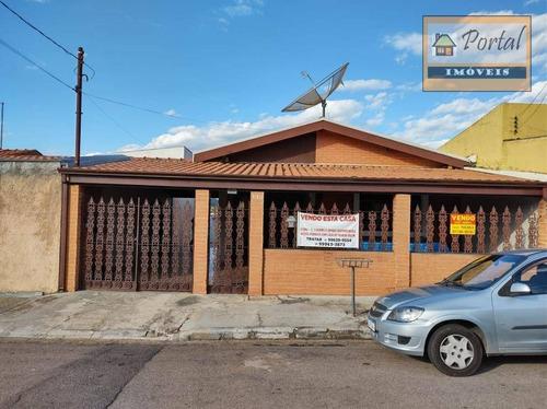 Imagem 1 de 10 de Casa Com 3 Dormitórios À Venda, 257 M² Por R$ 550.000 - Jardim Guanciale - Campo Limpo Paulista/sp - Ca0588