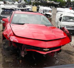 Chevrolet Camaro 2014 Venta De Refacciones