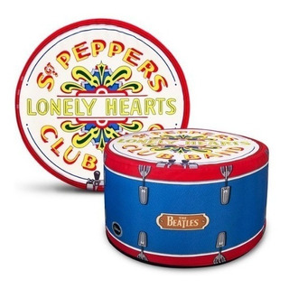 Puff The Beatles Sgt Peppers Linea Musical Decorativa