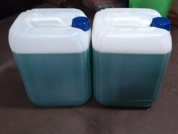 20 Litros De Detergente Líquido Para Ropa De Color