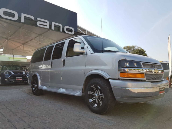 Chevrolet Express Bello Van Modelo 2011 Blindada Nivel Iii