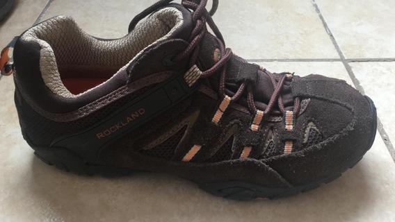 Zapatillas Rockland Mujer Adventure Outdoor