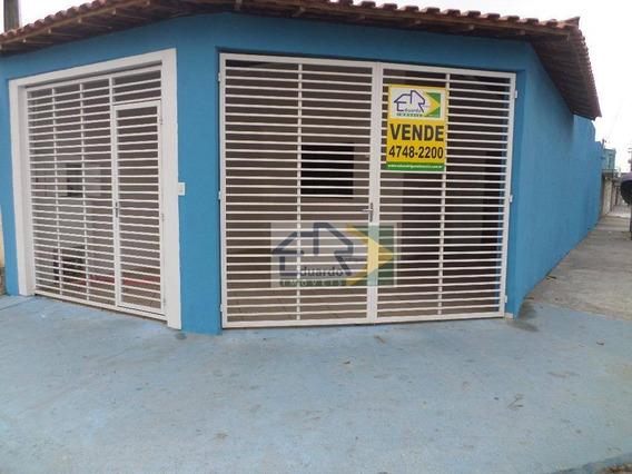 Casa Com 3 Dormitórios À Venda, 113 M² Por R$ 260.000,00 - Vila Figueira - Suzano/sp - Ca0055