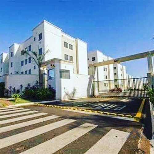 Apartamento Com 2 Dormitórios À Venda, 48 M² Por R$ 150.000 - Jardim Nações Unidas - Londrina/pr - Ap0441