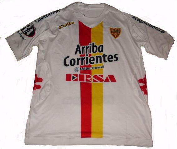 Camiseta Boca Unidos De Corrientes Suplente Talle Xl