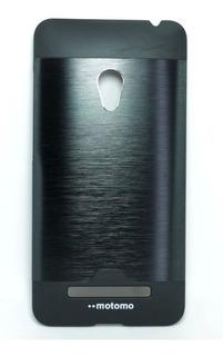 Capa Aluminio Metal Asus Zenfone 6 A600 601 + Pelicula Vidro