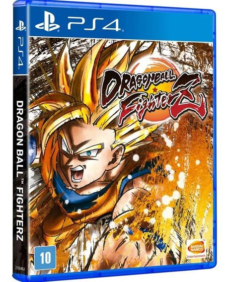 Dragon Ball Fighter Z Ps4 Original 1 Edição Ultimate