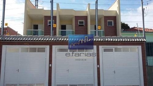 Imagem 1 de 20 de Sobrado Com 3 Dormitórios À Venda, 110 M² Por R$ 480.000,00 - Vila Buenos Aires - São Paulo/sp - So1140