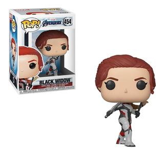 Muñeco Funko Pop Avengers Black Widow 454 Original Oferta!