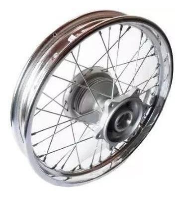 Roda Montada Traseira Nxr Bros 150 Cc 125cc Novo