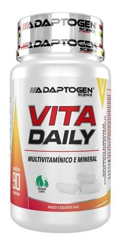 Imagem 1 de 2 de Vita Daily 90 Caps - Adaptogen