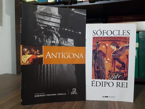 Teatro De Sófocles - Antígona E Édipo Rei